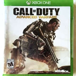 Xbox One Call Of Duty Advance Warfare