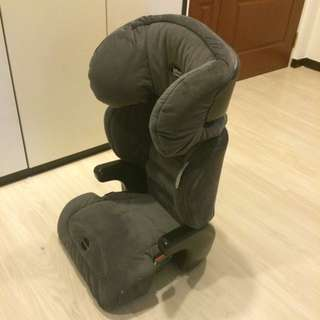 High Back Kids Car Seat.