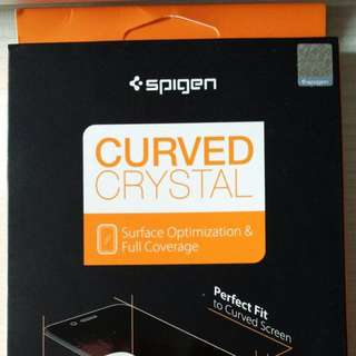 "Spigen iPhone 6 (4.7"") Screen Protector Steinheil ""Curved Crystal"""