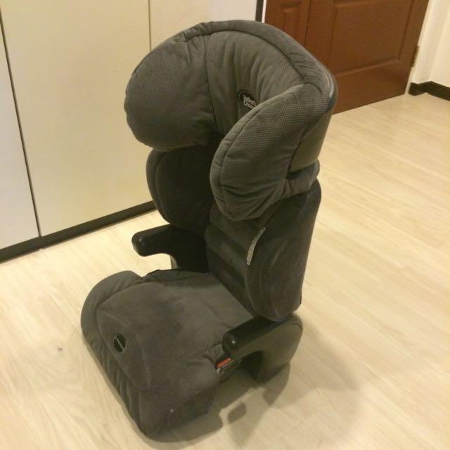 High Back Kids Car Seat.