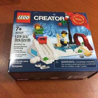 Lego 40107 Ice Skate Pack