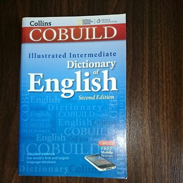 [BN] Collins Cobuild Dictionary (Intermediate)