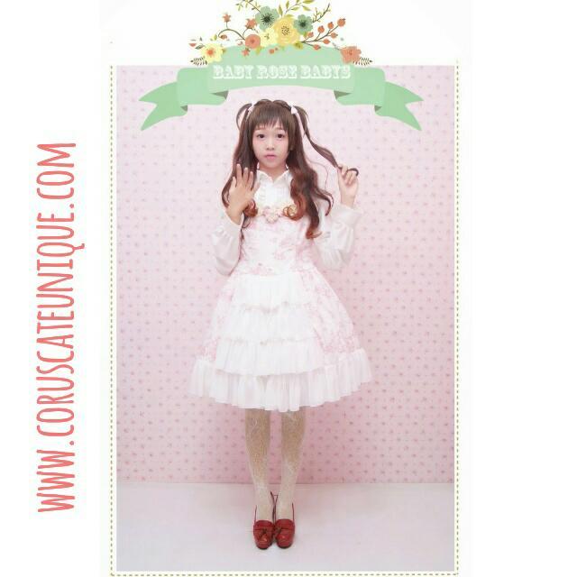 Homemade Lolita Princess Dress