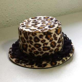 Leopard Headdress