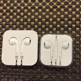 Authentic iPhone 5s & 6 Earphones