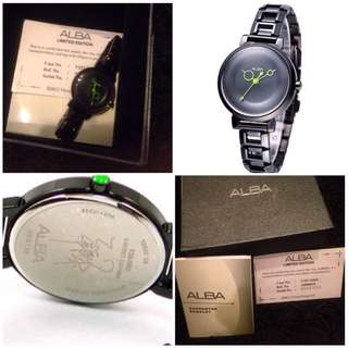 Alba Lady Limited Edition Watch