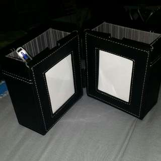 Pen Holder With Picture Frame
