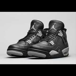 """(CLOSED) Air Jordan 4 """"Oreo"""" PRE ORDER"""