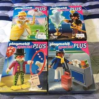 Playmobil摩比人