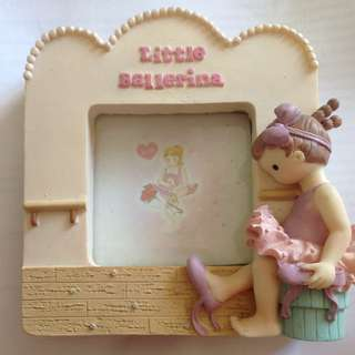 Brand New With Box Cute Photo Frame