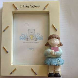 Brand New In Box Cute Photo Frame