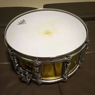 """Pearl Reference Brass Snare 14x6.5"""""""