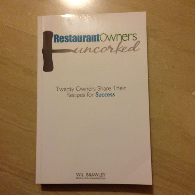 Restaurant Owners Uncorked