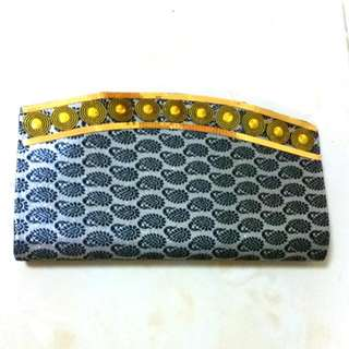 Fancy Clutches With Wooden/fancy Handles