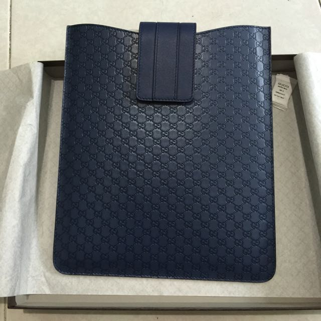 18c5725e415 Gucci Ipad Sleeve Case BNIB