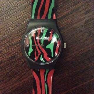 日本購入 X-large 錶