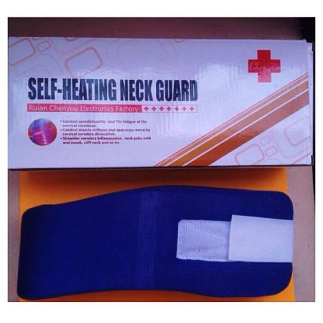 Self Heating Neck Guard