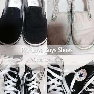Pre-Loved Boys Shoes