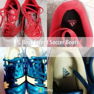 Pre-Loved Boys Street Soccer Shoes
