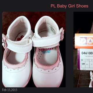 Pre-Loved Baby Girl Shoes
