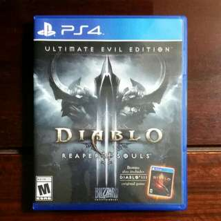 [Reserved]Diablo 3: Reaper Of Souls (PS4)