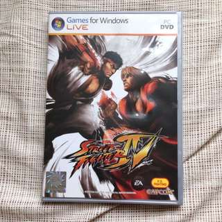 [RESERVED] Street Fighter IV (vanilla) For PC