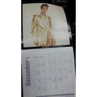 1994 Elvis Calendar