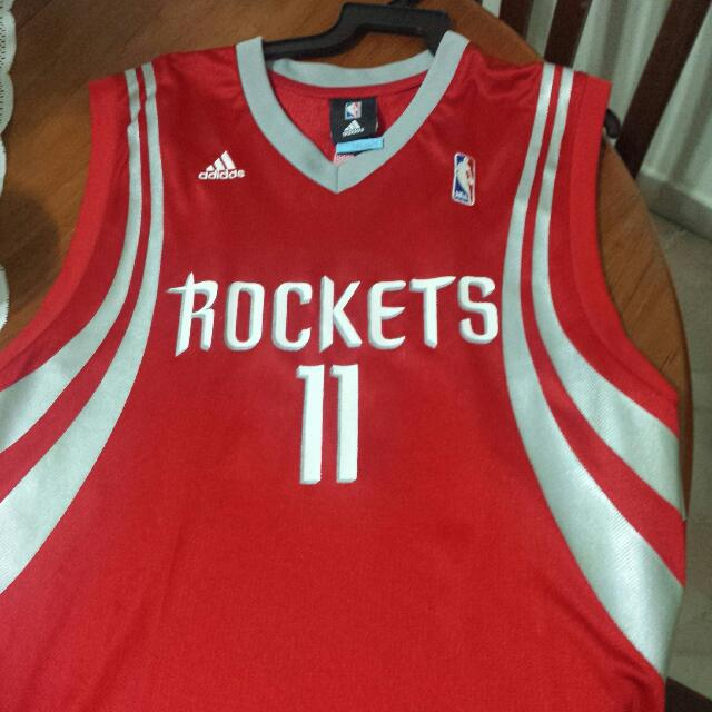 buy popular 69f97 b784d My collection Houston Rockets Yao Ming Basketball Jersey