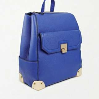 Looking For: NEW LOOK 2-WAY Backpack In BLUE/ BLACK