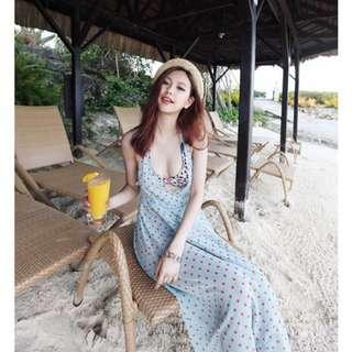 Sexy Cover Up/ Maxi Beach Dress