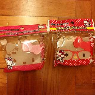[Japan] Hello Kitty Accessories Case