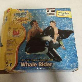 Pre Loved Whale Rider with Heavy Duty Handles
