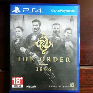 [Reserved]The Order 1886 (PS4)