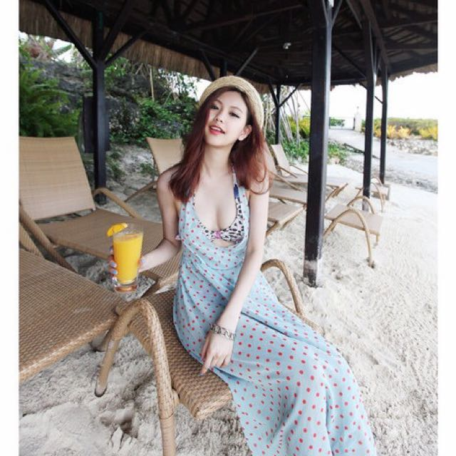 Sexy Cover Up/ Maxi Beach Dress