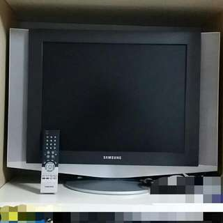 Samsung 20 Inch Flat Screen LCD TV