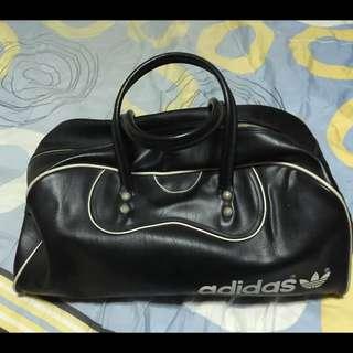 Vintage 70s Retro Adidas Bag