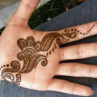 Henna Tattoos for All.....