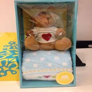 Milton Home Hand Towel Gift Set