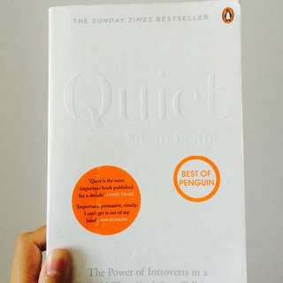 Quiet (The Power Of Introverts) - Susan Cain