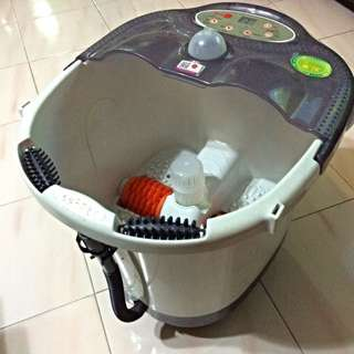 Full Auto Foot Washing Machine