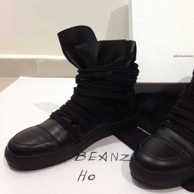 Kris Van Assche sneaker d2abbd9ed