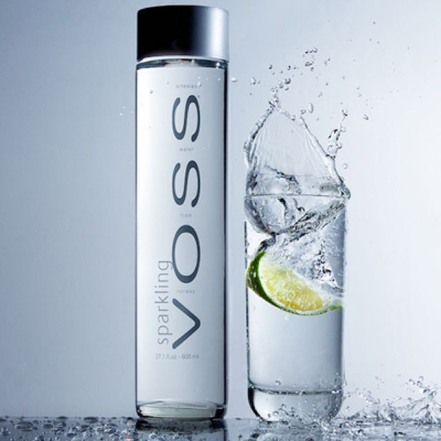 * VOSS Artisan Water (Brand New Sealed)