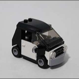 Lego Emmet Car. Unassembled.