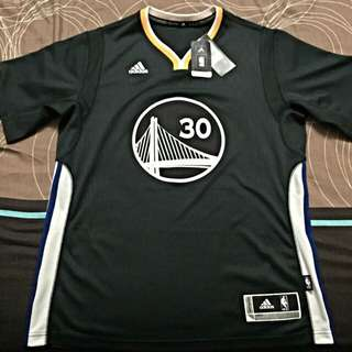 Authentic Steph Curry Swingman Jersey