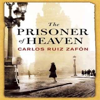Carlos Ruiz Zafon's The Prisoner of Heaven
