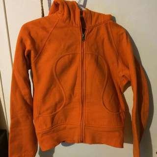 Lululemon Scuba Sweater (size 10)