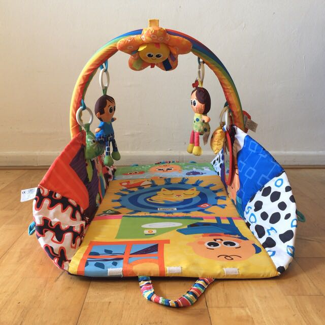 Lamaze Pyramid Play House Gym Toy