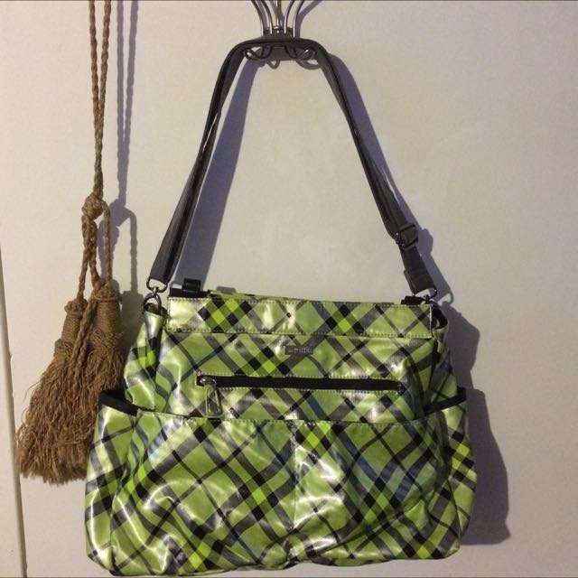 Miché Diaper Bag With Matching Change Pad