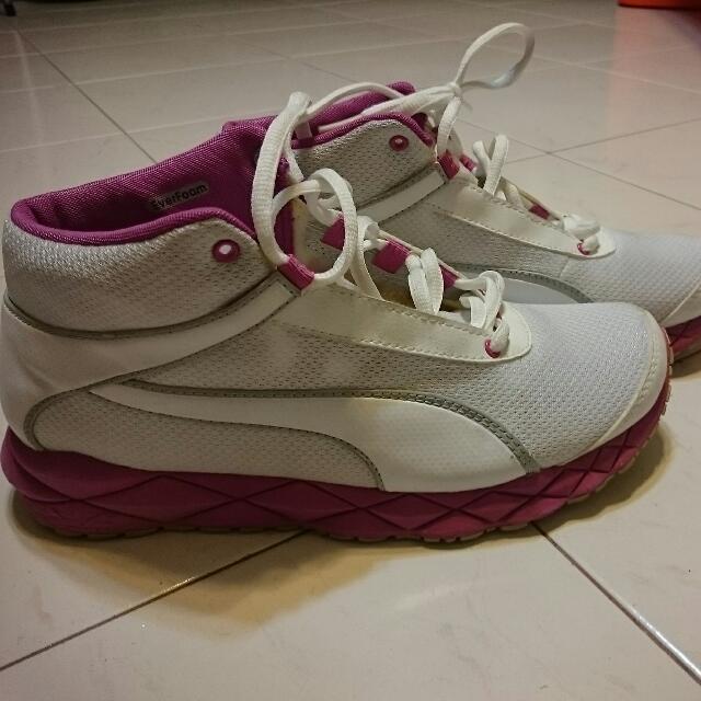 Puma High Cut Shoe