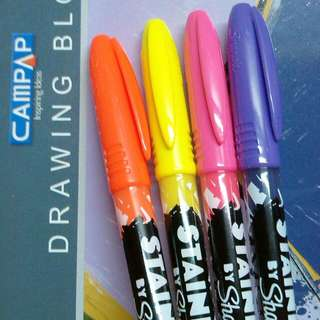 Fabric Marker by SHARPIE